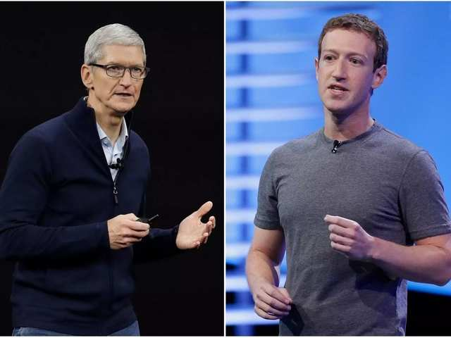 Here's how much Apple CEO earned in the last seven years as compared to the Facebook CEO