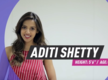 Know more about Miss Diva 2018 finalist Aditi Shetty