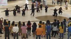 A flash mob on gender fluidity organized in Vadodara