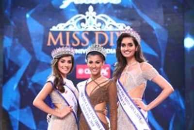 Nehal Chudasama crowned Miss Universe India 2018