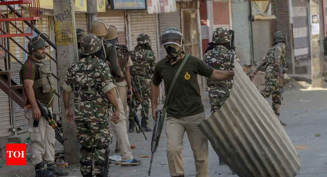 photo - 14 for Four: Hizb, J&K police birth every other's kin - Times of India