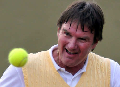 66th Birth Anniversary Of Tennis Legend Jimmy Connors Sports