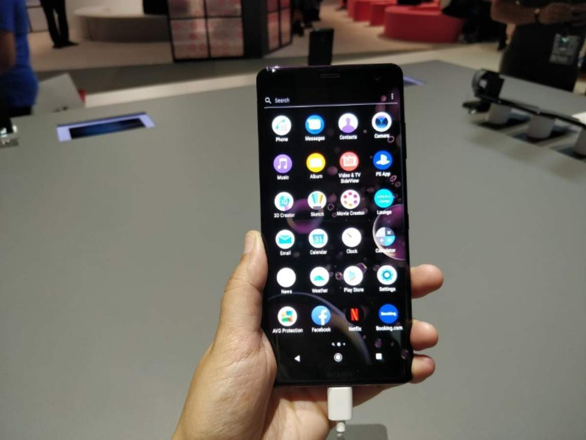 Sony Xperia Xz3 First Impressions Mobiles News Gadgets Now