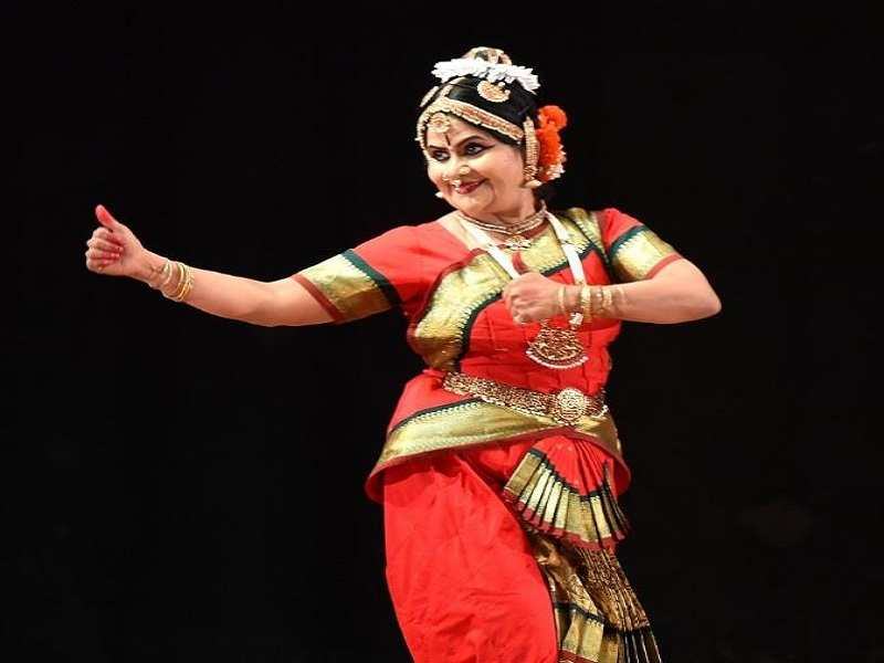 An ode to the Tanjore style of Bharatanatyam