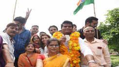 Archer Rajat Chauhan's 'silver' victory run in Jaipur