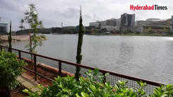 The Durgam Cheruvu gets a revamp