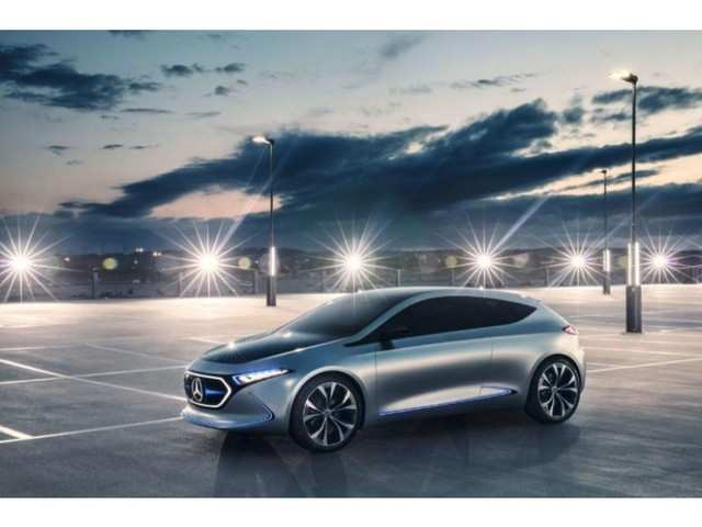 Tesla to get competition from Mercedes Benz