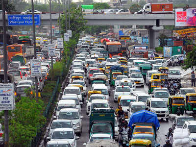 effects of traffic congestion on the environment