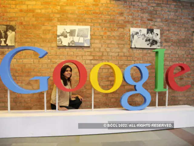 Google is betting big on India because it is already the second-largest internet market though just 390 million of its 1.3 billion people use internet actively.