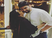 Kratika Sengar and Nikitin Dheer share a kiss on their fourth anniversary