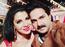 Photo: Sambhavna Seth poses with actor Pawan Singh