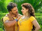 Throwback Tuesday: Watch Khesari Lal Yadav and Madhu Sharma's romantic song track 'Lahe Lahe Mala'