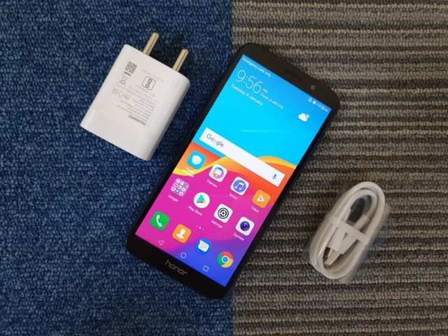Honor 7S: First impressions