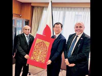 JISC signs MoU with Japan India Association in Tokyo