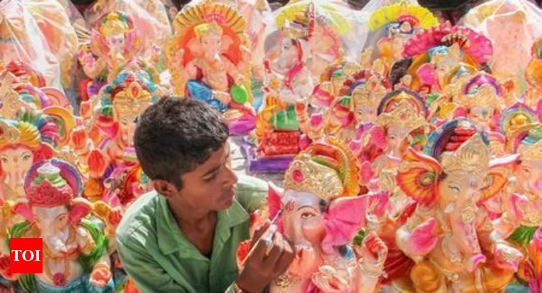 ganesh chaturthi offers Ganesh Decoration Buy all