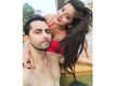 Monalisa's breathtaking pool picture will make you drool