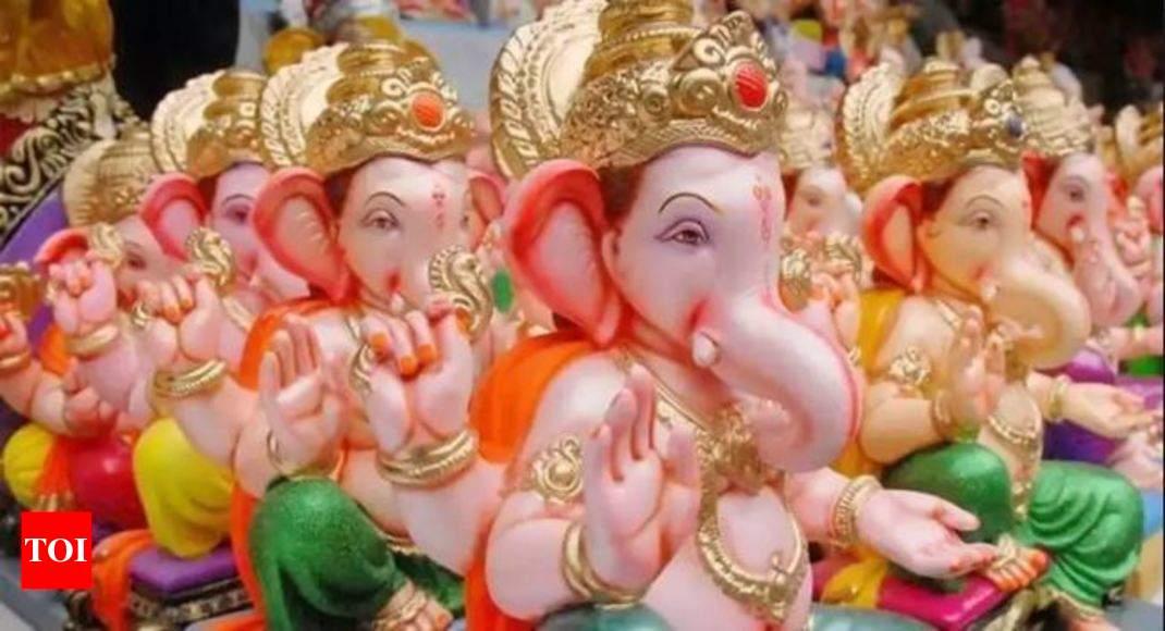 Ganesh chaturthi decoration ideas Commemorate Lord Ganesha