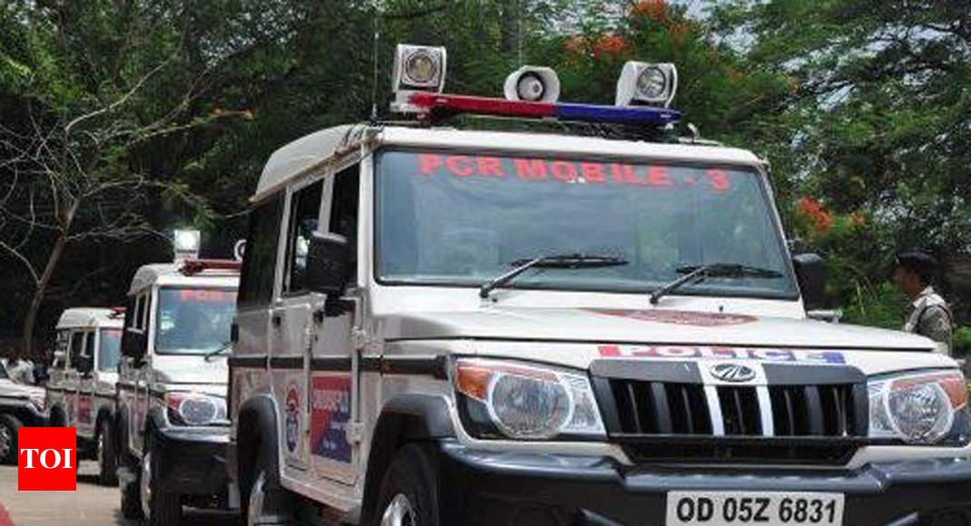 Pcr Vans Be On Move Bhubaneswar Top Cop Tells Pcr Vans
