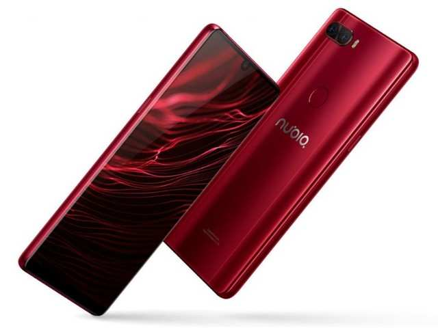 Nubia Z18 with 8GB RAM, dual rear camera launched in China