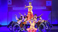 Differently-abled artists perform in Jaipur