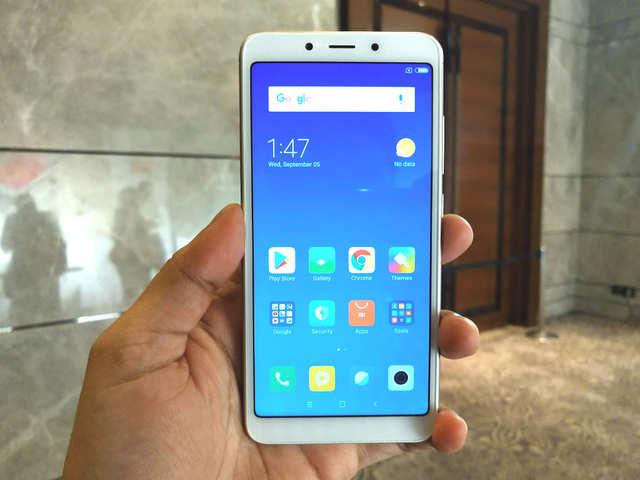 Xiaomi Redmi 6, Redmi 6A: First impressions