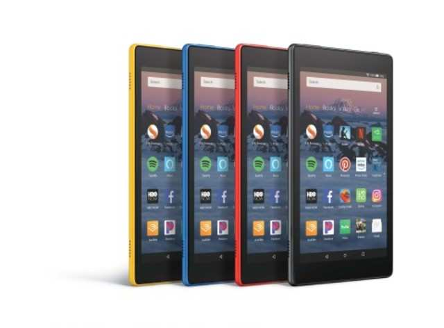 Amazon launches Fire HD 8, Fire HD 8 Kids Edition: All you need to know