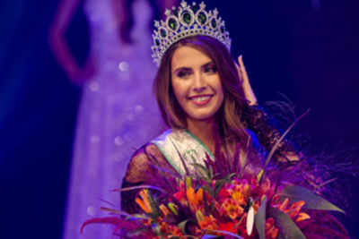 Aleksandra Grysz crowned Miss Earth Poland 2018