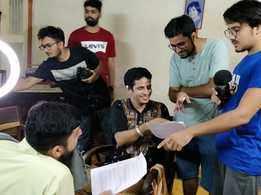 Ojas Rawal shoots ad-films for Swachh Bharat Abhiyaan