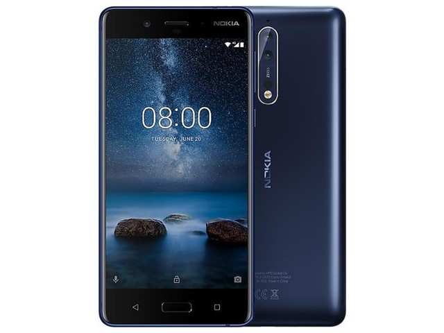 Nokia 8 to get Android 9 0 Pie update soon - Mobiles News