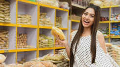 Alisha Prajapati talks about her favourite snack
