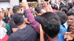 Akash-Rinku met their fans in Nagpur
