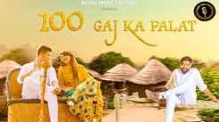 Latest Haryanavi Song 100 Gaj Ka Palat Sung By Raj Mawar