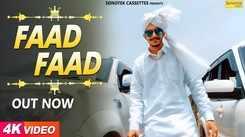 Latest Haryanvi Song Faad Faad Sung By Gulzaar Chhaniwala