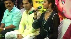 Varun Dhawan and Anushka Sharma launch Times Green Ganesha initiative