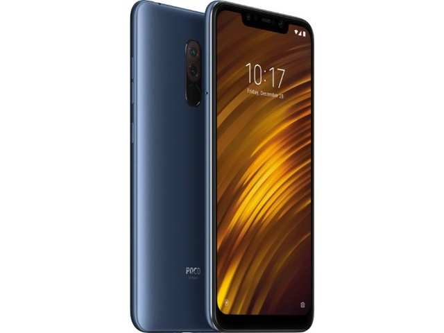 poco f1 sale: Xiaomi Poco F1 with 4,000mAh battery to go on