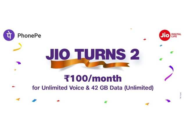 Reliance Jio's new Rs. 100 cashback offer; Here's how to avail