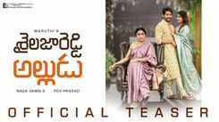 Shailaja Reddy Alludu - Official Teaser
