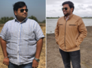 This guy lost 27 kgs by drinking three litres of water daily!