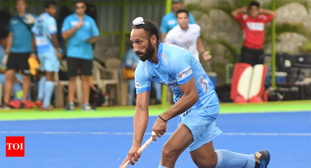 Sardar Singh Former India Hockey Captain Sardar Singh Announces