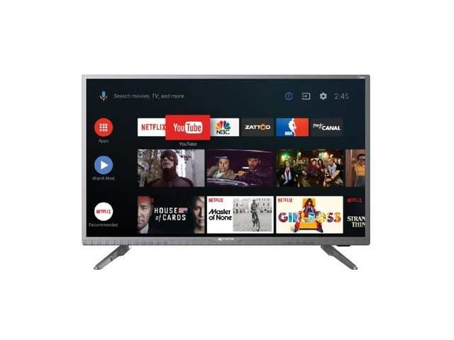 Micromax launches Android-based Canvas 3 LED smart-TV, price