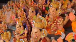 Bappa all set to arrive at homes and sarvajanik mandals