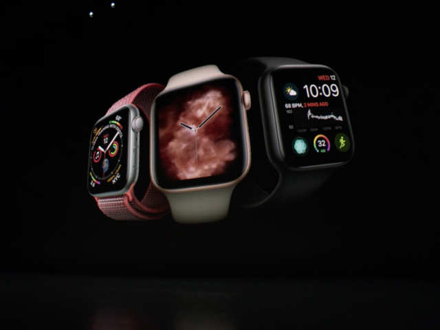 Apple Watch Series 4 launched; Features and more