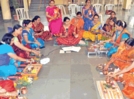 Hartalika Teej celebrated with pomp and enthusiasm