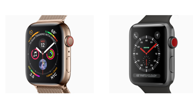 Apple Watch Series 4 vs Watch Series 3: What's really new?