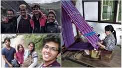 IITians of Gandhinagar travel around the country during Explorer Fellowship