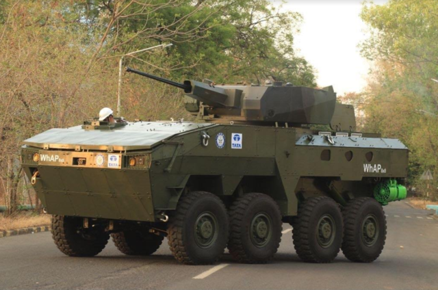 Meet Tata's new combat vehicle for Indian Army that can also float on water