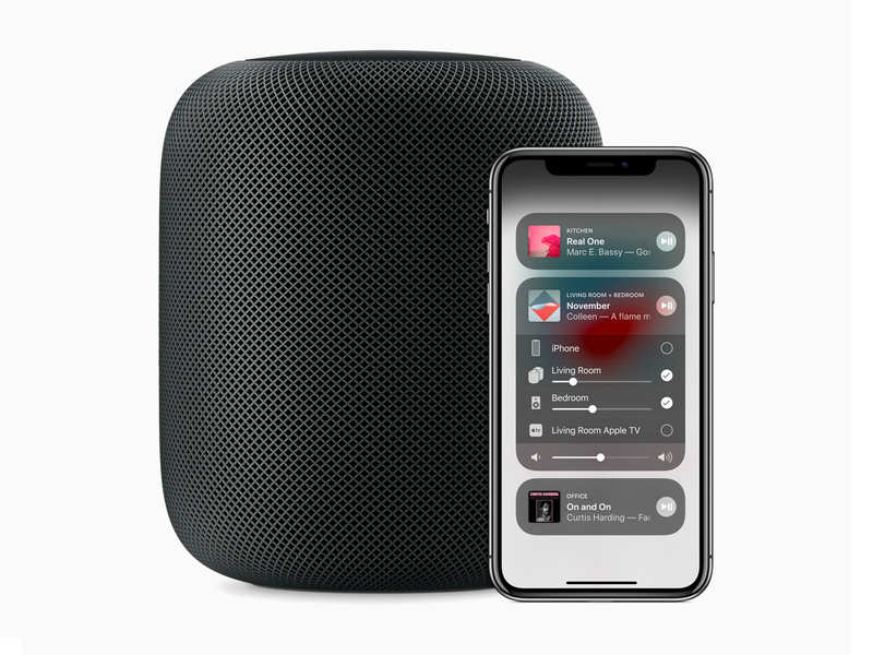 Apple introduces new features for Amazon Echo & Google Home rival, Homepod