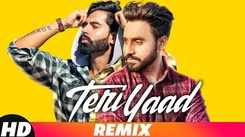 Punjabi Song Teri Yaad (Remix) By Goldy Feat. Parmish Verma