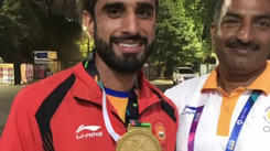 Asian Gold medalist Manjit Singh talk about his training days in Bareilly