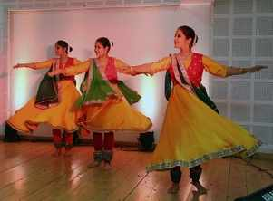 Kathak Triveni by students of renowned exponents in the city